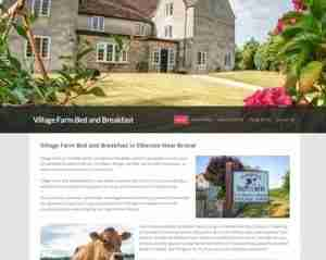 Village Farm Bed and Breakfast B and B Thornbury