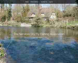 The Services Dry Fly Fishing Association